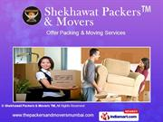 Packers Movers Khar By Shekhawat Packers & Movers Tm Navi Mumbai