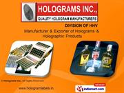 Holograms Labels And Stickers By Holograms Inc., Bengaluru