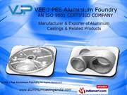 Deep Drawn Products By Vee J Pee Aluminium Foundry Coimbatore