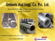 Ss 309 Products By Unisteels And Engg. Co. Pvt. Ltd. Mumbai
