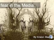 Fear In the Media