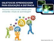 objetos de aprendizagem para educação a distância -  rea para ava