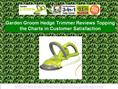 Buy Garden Groom for Enhanced Hedge Trimming Capabilities
