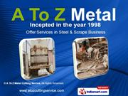 Shearing Machine By A To Z Metal Cutting Service Navi Mumbai