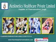 Antibiotic Drugs By Acekinetics Healthcare Private Limited Chandigarh
