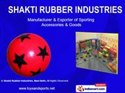 Toy Ball Crystal Musical Balls & Rings By Shakti Rubber Industries,