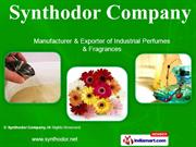 Soap & Detergent Fragrances By Synthodor Company Kolkata