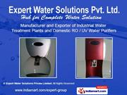 Uv Water Purifiers By Expert Water Solutions Private Limited New Delhi