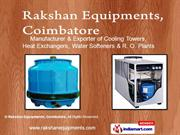 Cooling Towers By Rakshan Equipments, Coimbatore Coimbatore