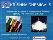 Industrial Fine Chemicals. By Krishna Chemicals, Ahmedabad Ahmedabad