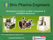 Tablet Packing Machines By Shiv Pharma Engineers Ahmedabad