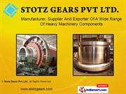 Sugar Mill Gears By Stotz Gears Pvt. Ltd. Ghaziabad