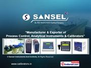 Process Control Instruments By Sansel Instruments And Controls Chennai