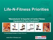 Semi Commercial Treadmill By Life-N-Fitness Priorities Pune
