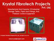 Industrial Products By Krystal Fibrotech Projects Pvt. Ltd. Ghaziabad