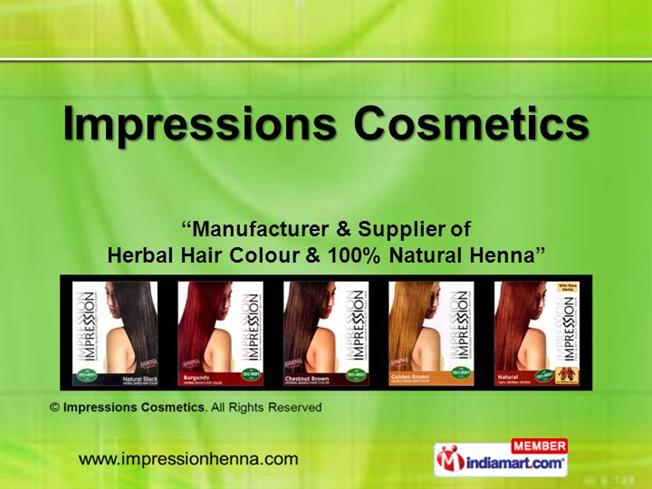 374847ca3 Mahogany Brown Hair Color by Impressions Cosmetics New Delhi |authorSTREAM