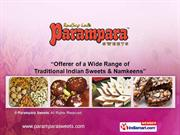 Roasted Dry Fruit Cans By Parampara Sweets Lucknow