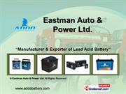 Motorcycle Battery By Eastman Industrial Company Gurgaon