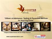 Pilot Training Services By Suparsa Aviation Services (P) Ltd. New