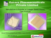 Wound Care Products By Eucare Pharmaceuticals Private Limited Chennai