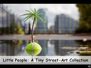 Little People: A Tiny Street-Art Collection