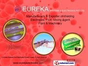 Low Heat Input Welding Electrodes By Eureka Systems And Electrodes