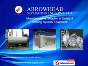 Flaking/Cooling System By Arrowhead Seperation Engg. Pvt. Ltd. Navi