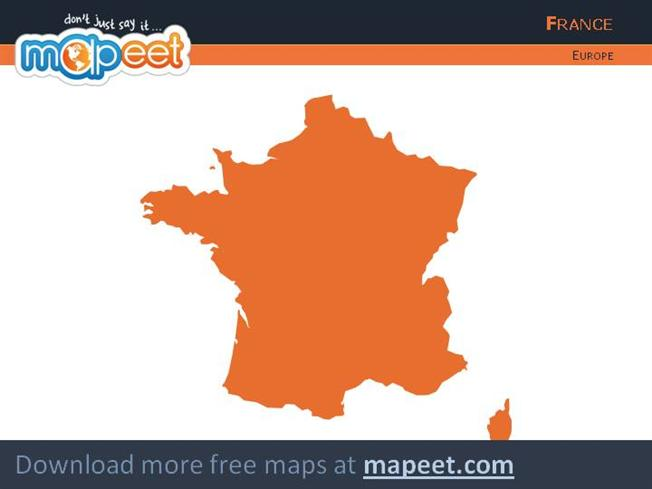 maps powerpoint