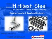 Machine Screws By Hitesh Steel Mumbai