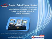 Plastic Injection Moulding Machines By Santec Exim Private Limited New