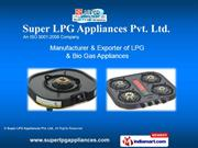 2 Burner Gas Stove By Super Lpg Appliances Pvt. Ltd. New Delhi