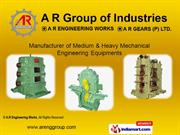 Gears And Gear Boxes By A.R Engineering Works New Delhi