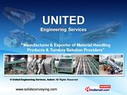 Crushers And Granulators By United Engineering Services, Indore Indore