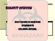 biosafety waste