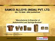 Non Ferrous Metal Rods By Samco Alloys (India) Pvt. Ltd Meerut