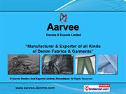 Denim Fabrics By Aarvee Denims And Exports Limited, Ahmedabad