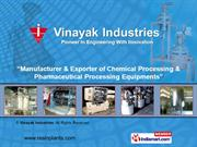 Centrifuge By Vinayak Industries Thane