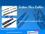 Coaxial Cables By Techno Flex Cables Thane