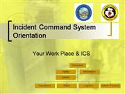 Incident Comand system