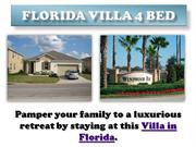 Villa in Florida