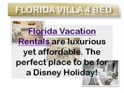 Florida Vacation Rentals