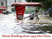 CHINA : Flooding  June 2011
