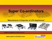 Four Burner Stoves By Super Co-Ordinators Delhi