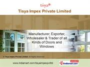 Upvc Windows (E Plus) By Tisya Impex Private Limited Pune