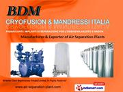 Liquid Nitrogen Plants By Better Deal Machineries Private Limited New