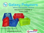 Galaxy Fruit & Vegrtable Crates By Galaxy Polymers, New Delhi New
