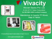 Woven Bags By Vivacity Woven Sack Private Limited Surat