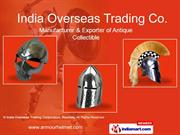 Corinthian Helmets By India Overseas Trading Corporation, Roorkee