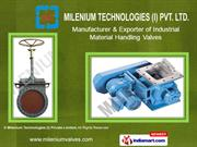 Swing Gate Valves By Milenium Technologies (I) Private Limited