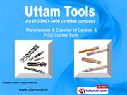 Cutting Tools By Uttam Tools Pune